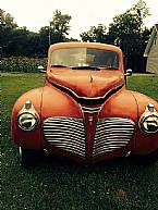1941 Plymouth Sedan Picture 2