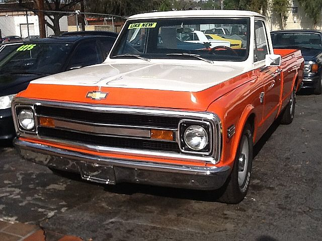 1969 chevrolet c20 for sale woodland hills california for Woodland motors used cars