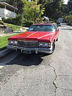 1974 Cadillac Coupe DeVille Picture 2