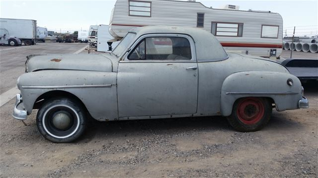 1950 plymouth business coupe for sale las vegas nevada for 1950 plymouth 2 door coupe
