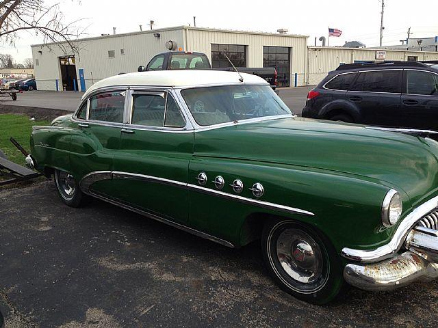1952 Buick Roadmaster For Sale Appleton Wisconsin