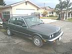 1984 BMW 3 Series Picture 2