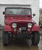 1975 Jeep CJ5 Picture 2
