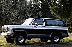 1973 Chevrolet Blazer Picture 2