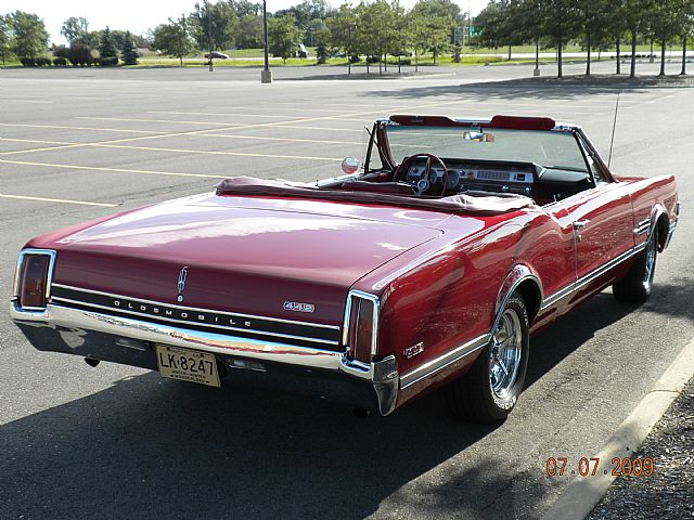 1966 Oldsmobile 442 Convertible For Sale Detroit, Michigan