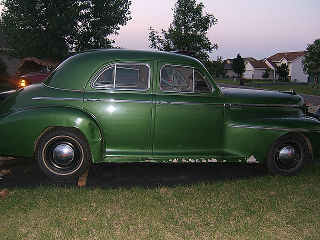 1941 Oldsmobile 66 Special For Sale Minneapolis Minnesota