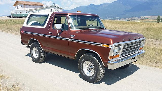 1979 ford bronco for sale eureka montana. Cars Review. Best American Auto & Cars Review