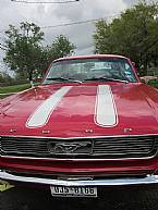 1966 Ford Mustang Picture 2