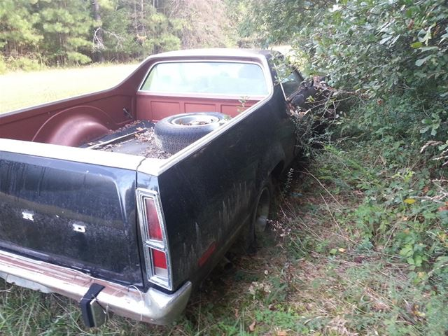 1979 Ford Ranchero For Sale , South Carolina