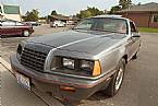 1985 Ford Thunderbird Picture 2