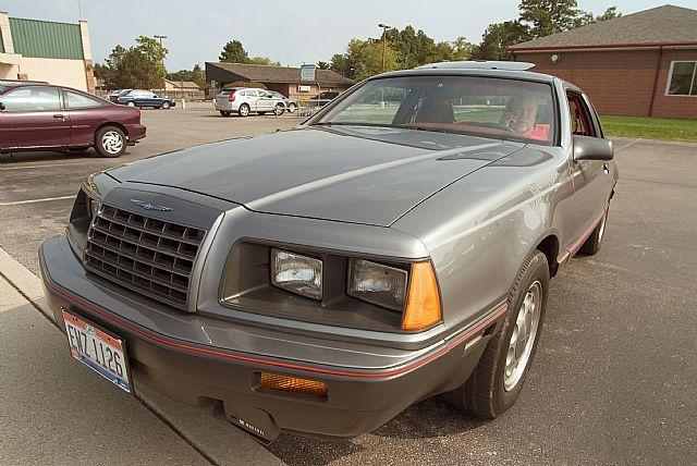 1985 ford thunderbird turbo coupe for sale toledo ohio. Black Bedroom Furniture Sets. Home Design Ideas