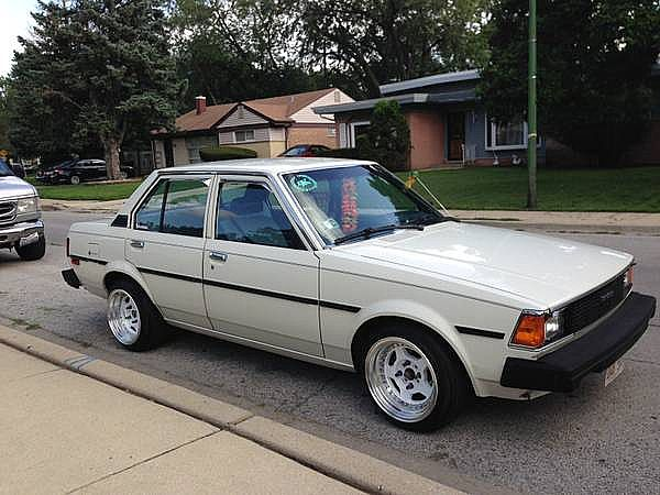 1982 Toyota Corolla For Sale Chicago Illinois