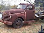 1952 Chevrolet Flatbed Picture 2