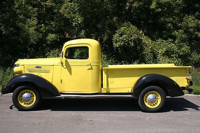 1938 chevrolet 3 4 ton pickup truck for sale elgin illinois for 1938 chevy 4 door