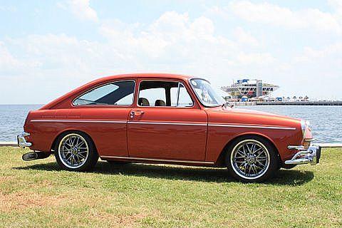 1967 Volkswagen Fastback Type 3 For Sale Tampa, Florida