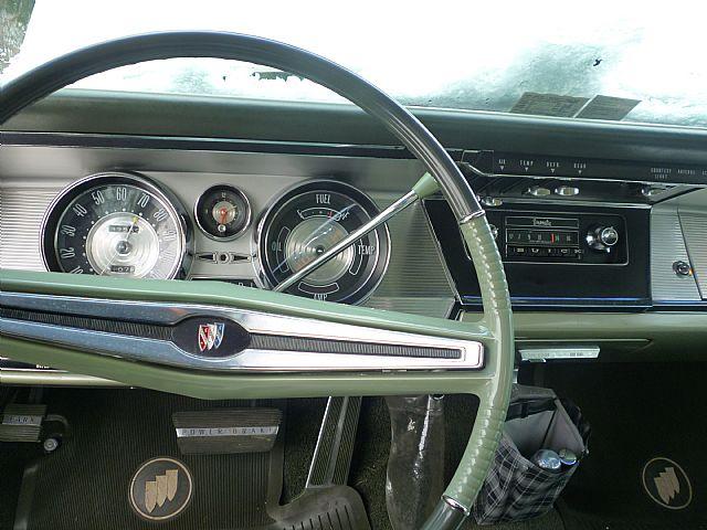 on 1964 Buick Lesabre 4 Door