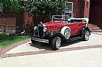 1931 Ford Phaeton Picture 3