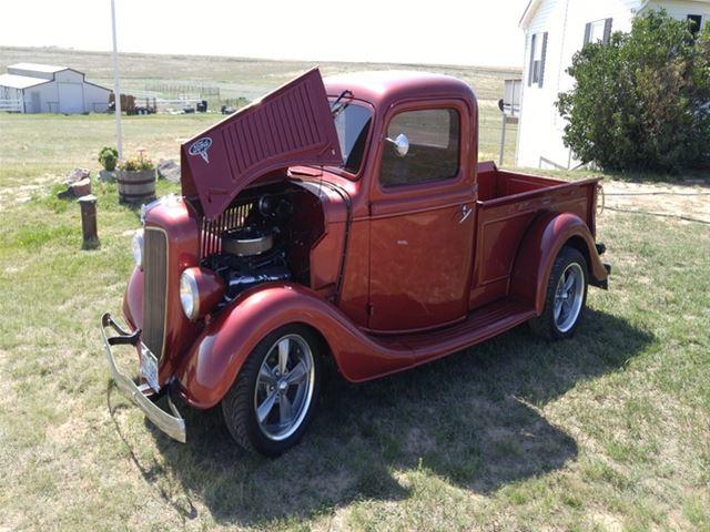 Track Loader For Sale >> 1935 Ford Pickup For Sale Denver, Colorado