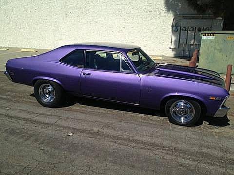 1969 Chevrolet Nova 427 Ss Clone For Sale Ventura California
