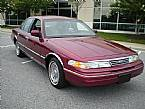 1993 Ford Crown Victoria Picture 3