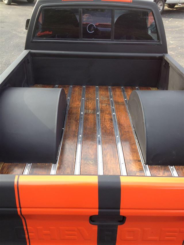 Van Chevrolet Scottsdale >> 1987 Chevrolet S10 Pro Street For Sale Gallipolis Ferry, West Virginia