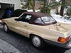 1986 Mercedes 560SL Picture 3