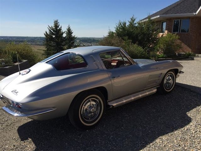 1963 chevrolet corvette for sale cochrane alberta for 1963 split window corvette for sale in canada