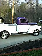 1942 Chevrolet Pickup Picture 3