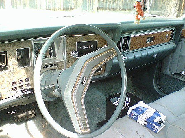 1976 Ford Granada Ghia For Sale Lakewood Colorado