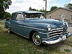 1949 Chrysler 4 Door Picture 3