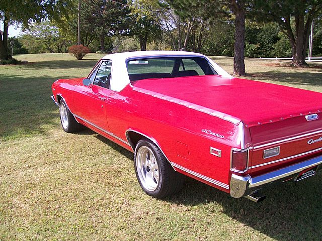 1969 chevrolet el camino for sale calumet oklahoma. Black Bedroom Furniture Sets. Home Design Ideas