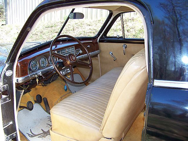 1950 Plymouth Seats : Plymouth business coupe deluxe for sale stuart virginia