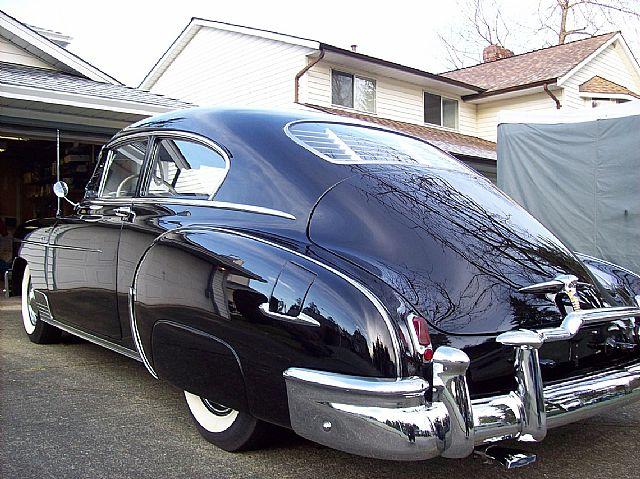 1950 Chevrolet Fleetline Deluxe For Sale Surrey British