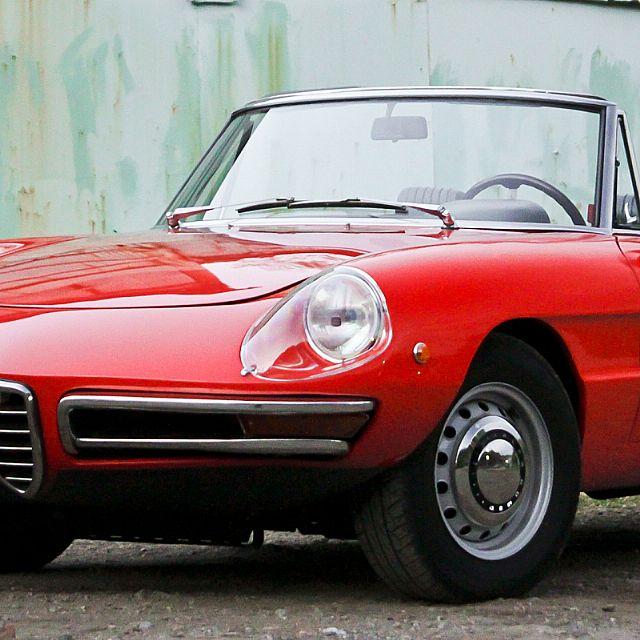 1969 Alfa Romeo Spider For Sale Tracy, California
