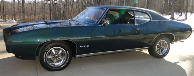 Grand Rapids Car >> 1969 Pontiac GTO For Sale Grand Rapids, Minnesota