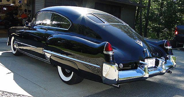 1949 Cadillac Series 62 For Sale Grand Rapids Minnesota