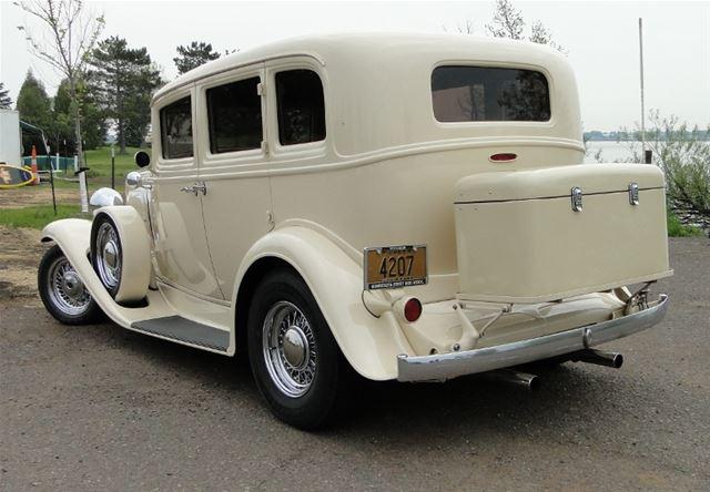 1933 nash 4 door sedan for sale duluth minnesota for 1933 ford 4 door sedan