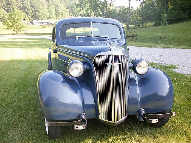 1937 Chevrolet Coupe For Sale | Autos Weblog