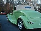 1934 Ford Cabriolet Picture 3
