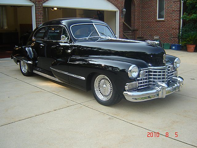 1942 Cadillac Club Coupe For Sale Bay City, Michigan