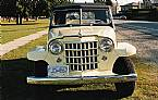 1950 Willys Overland Jeepster Picture 3