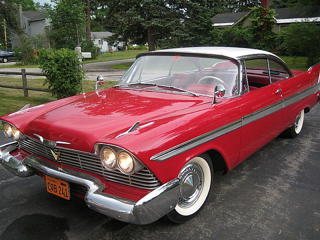 1958 Plymouth Fury Belvedere For Sale | Autos Post