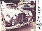 1960 Jaguar Mark IX Picture 3