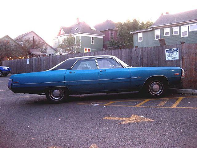 Chrysler collector car #4