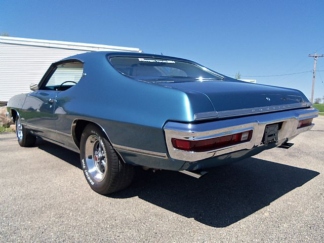 1972 pontiac le mans - photo #42