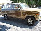 1988 Jeep Grand Wagoneer Picture 3