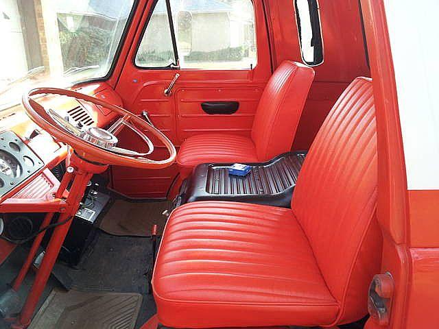 1962 Ford Econoline Truck For Sale Dallas, Texas