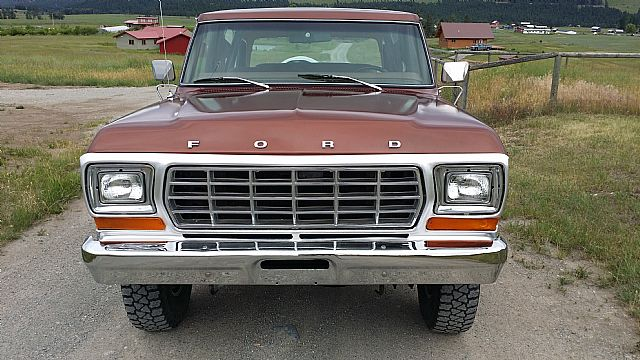 1979 Ford Bronco For Sale Eureka, Montana