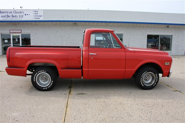 1970 Gmc 1500 Shortbox For Sale Mankato Minnesota