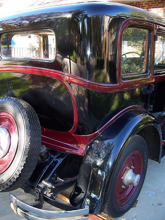 1929 Cadillac LaSalle For Sale Stevens Point, Wisconsin